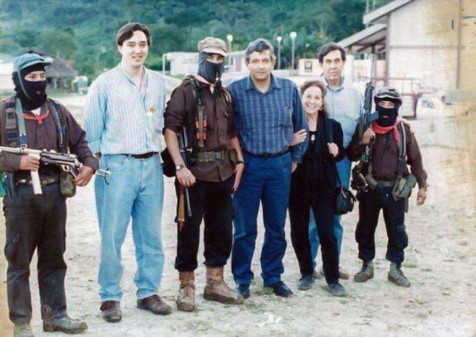 AMLO llama a reconciliación con EZLN