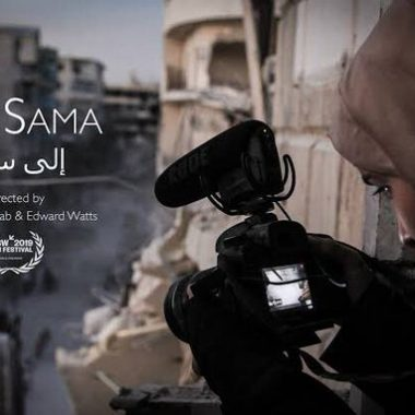 Reseña de documental For Sama, proyectado en GIFF