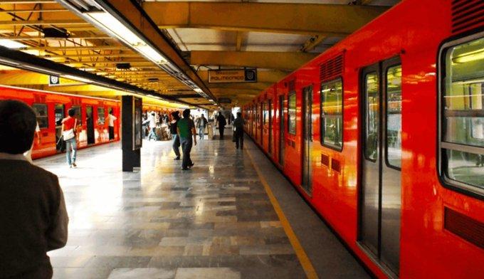 Se aumenta la velocidad del metro