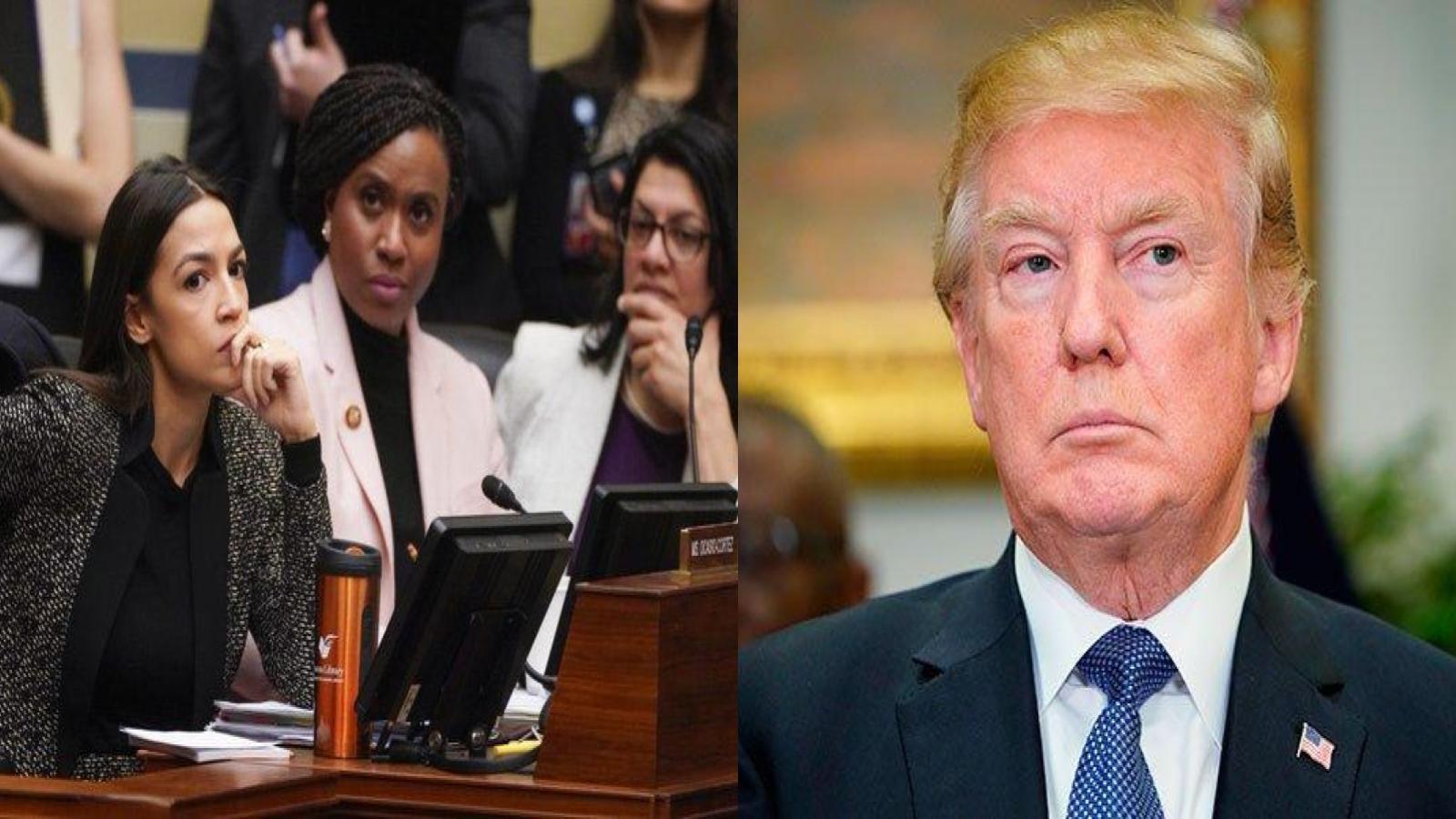 Trump racista: manda a congresistas a su país de origen
