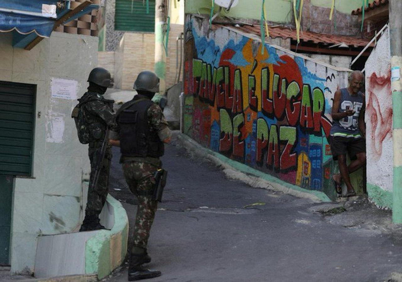 Río y su policía militarizada, ¿profecía de la Guardia Nacional en CDMX?