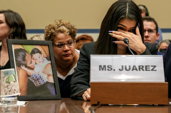 madre guatemalteca denuncia maltrato a niños migrantes