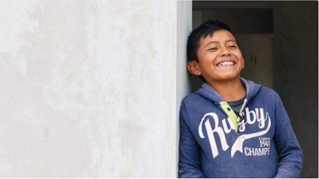 El niño albañil que quiere ser científico: Paquito