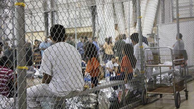 Niños migrantes podrán ser detenidos de manera indefinida