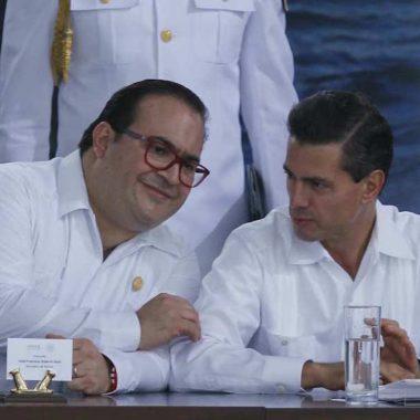 Duarte busca declarar contra Peña Nieto
