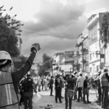 Testimonios del temblor del 19 de septiembre del 2017 en la Ciudad de México