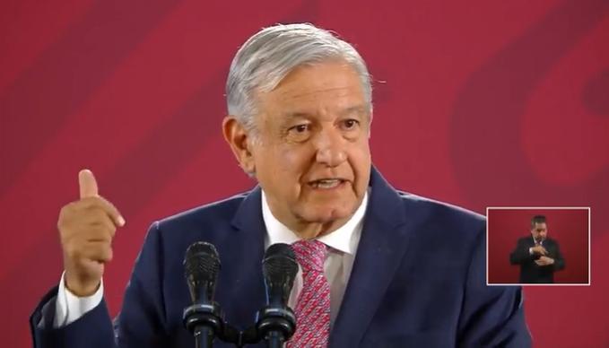 Amlo dijo fuchi al crimen dijo AMLO en Tamaulipas