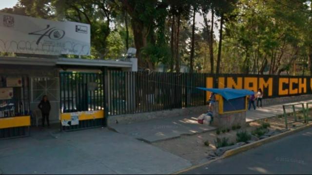 Alumno anuncia masacre en CCH Vallejo por Facebook