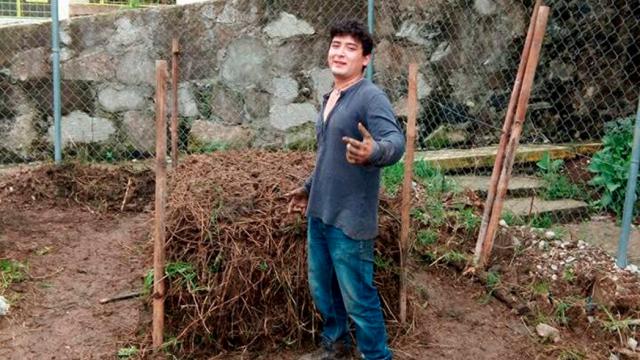 Cultivaba huertos en Xalapa, lo asesinaron a balazos