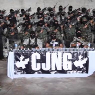 ¿Quién es el Cartel Jalisco Nueva Generación (CJNG)?