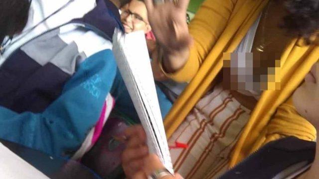 Maestra denuncia acoso por alumnos, recibe críticas en redes