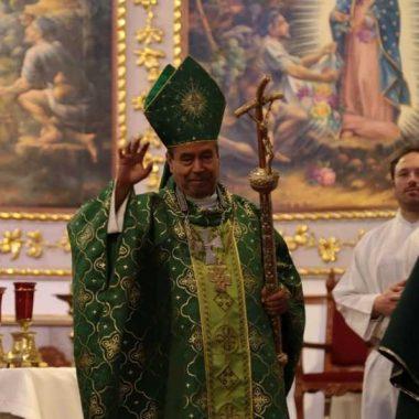 """Arzobispo asegura que: """"hubo dinero en la liberación de Ovidio Guzmán"""