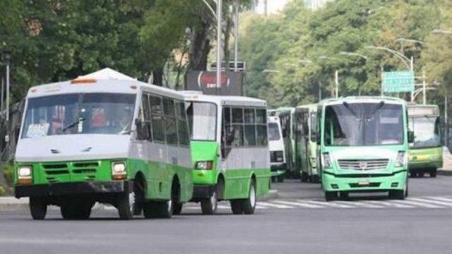 ¿Cuáles son las diferentes tarifas de transporte público?